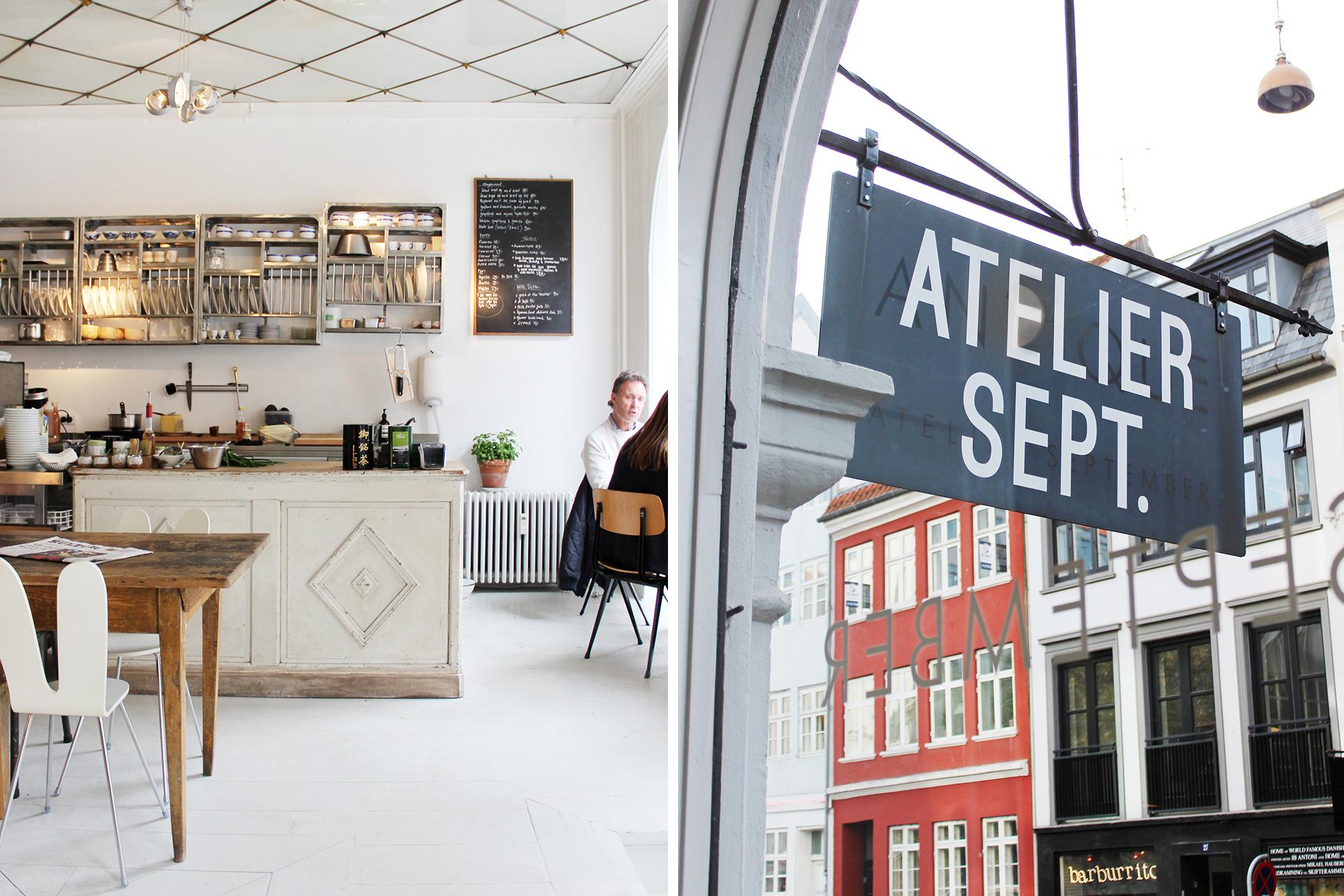Brunch in Kopenhagen: Atelier September – Kaffee mit Freunden – der ...
